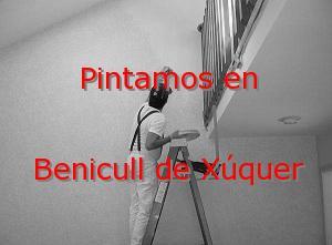 Pintor Valencia Benicull de Xúquer