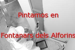 Pintor Valencia Fontanars dels Alforins