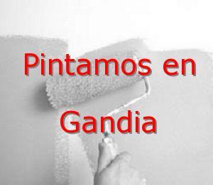 pintor Valencia Gandia