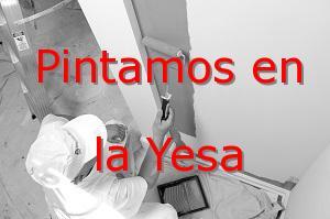 Pintor Valencia la Yesa