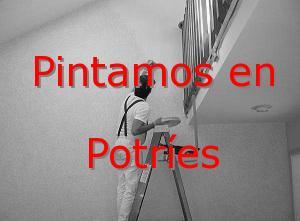 Pintor Valencia Potríes